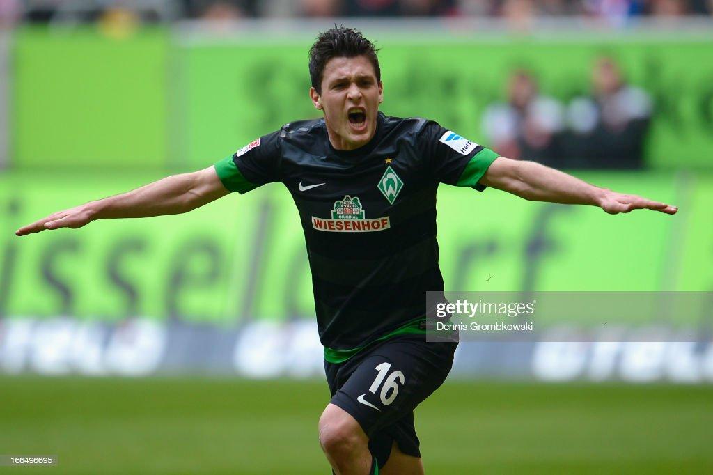 Fortuna Duesseldorf 1895 v SV Werder Bremen - Bundesliga