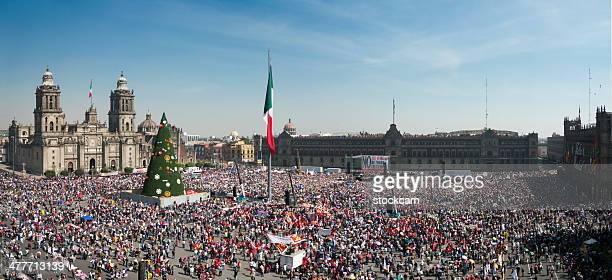 Zocalo di Città del Messico