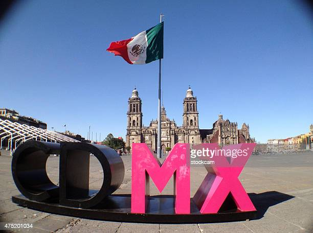 Zocalo Square, Città del Messico
