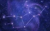Zodiacal constellations. Virgo
