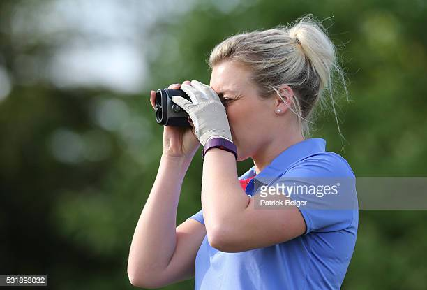 Zoe Allen of Lurgan Golf Club during the PGA Assistants Championships Ireland Qualifier at County Meath Golf Club on May 17 2016 in Trim Ireland