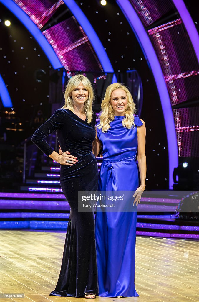 Strictly Come Dancing Live Tour 2015 - Photocall : News Photo