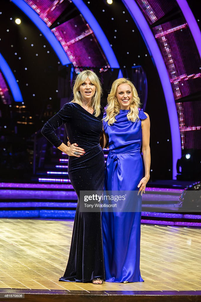 Strictly Come Dancing Live Tour 2015 - Photocall : Fotografia de notícias