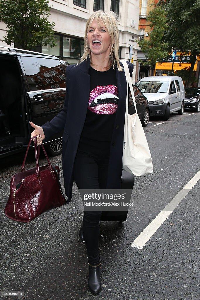 London Celebrity Sightings -  October 30, 2015 : News Photo