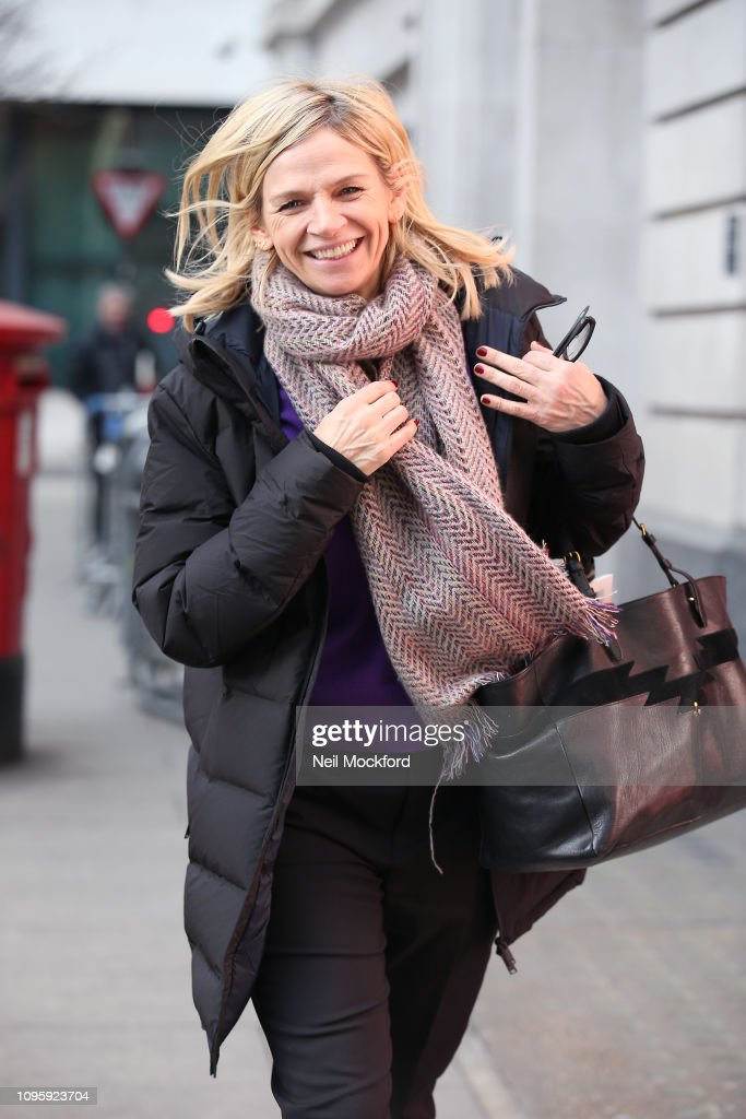 London Celebrity Sightings -  January 18, 2019 : News Photo