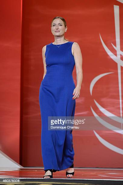 Zoe Cassavetes attends the Cinecoles Award during the 14th Marrakech International Film Festival on December 12 2014 in Marrakech Morocco