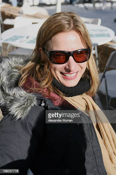 Zoe Cassavetes during 2007 Park City TMobile Cafe at Village at the Lift Day 2 at TMobile Cafe in Park City Utah United States