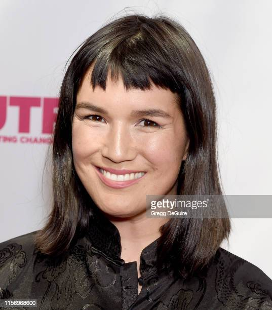 Zoe Chao attends the 2019 Outfest Los Angeles LGBTQ Film Festival Screening Of Sell By at TCL Chinese Theatre on July 20 2019 in Hollywood California