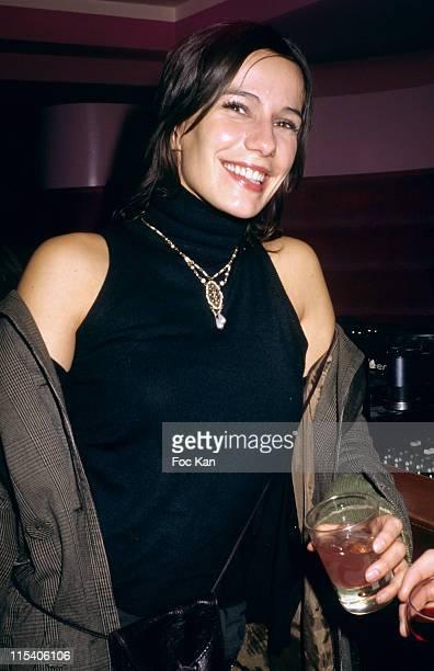 Zoe Felix during 'Convivium' Paris Premiere After Party at La Suite Club in Paris France