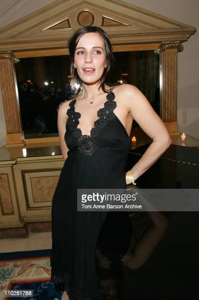 Zoe Felix during Paris Fashion Week Autumn/Winter 2006 Ready to Wear Catherine Malandrino Paris Store Opening Party at Ritz Hotel in Paris