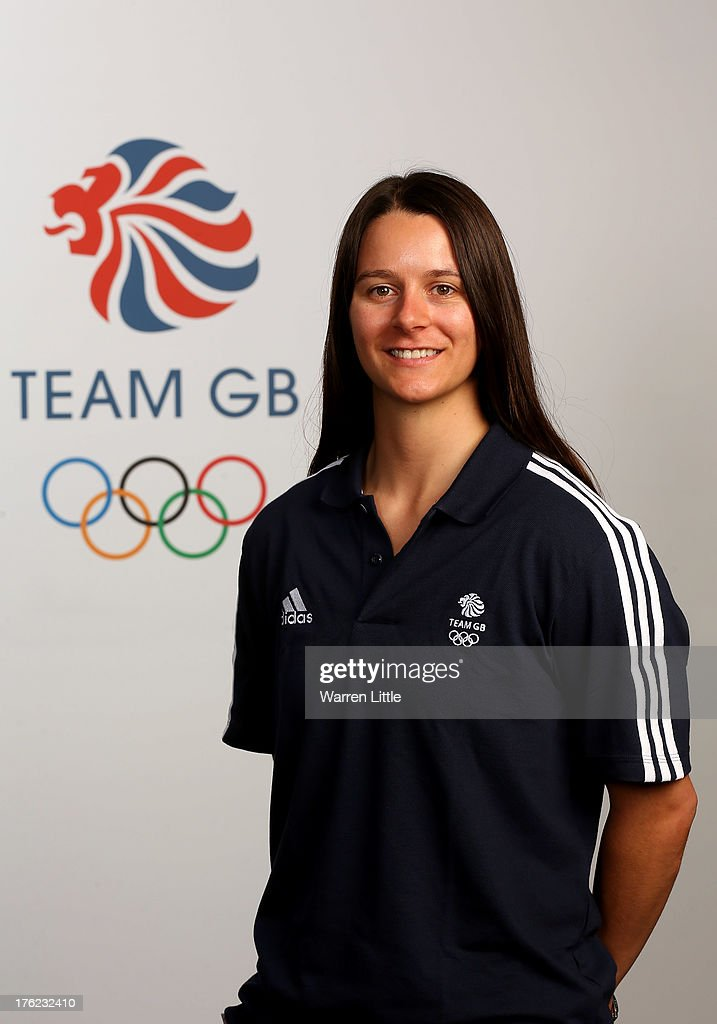 Zoe Gillings of the British Winter Olympic Snowboarding Team poses for a portrait during the Team GB Winter Olympic Media Summit at Bath University on August 9, 2013 in Bath, England.