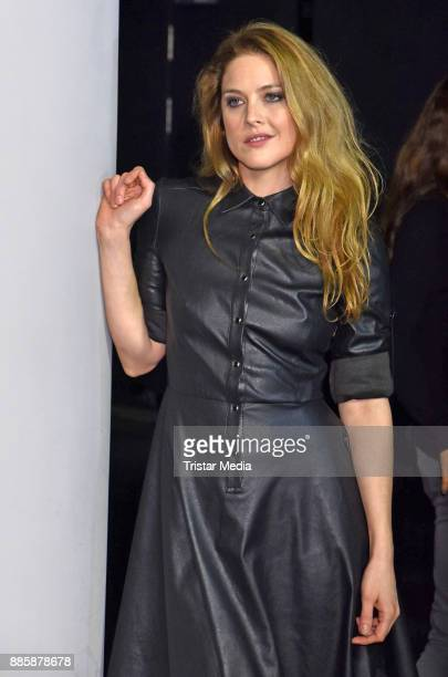 Zoe Grisedale attends the 'SUM 1' premiere at CineStar movie theatre on December 4 2017 in Berlin Germany