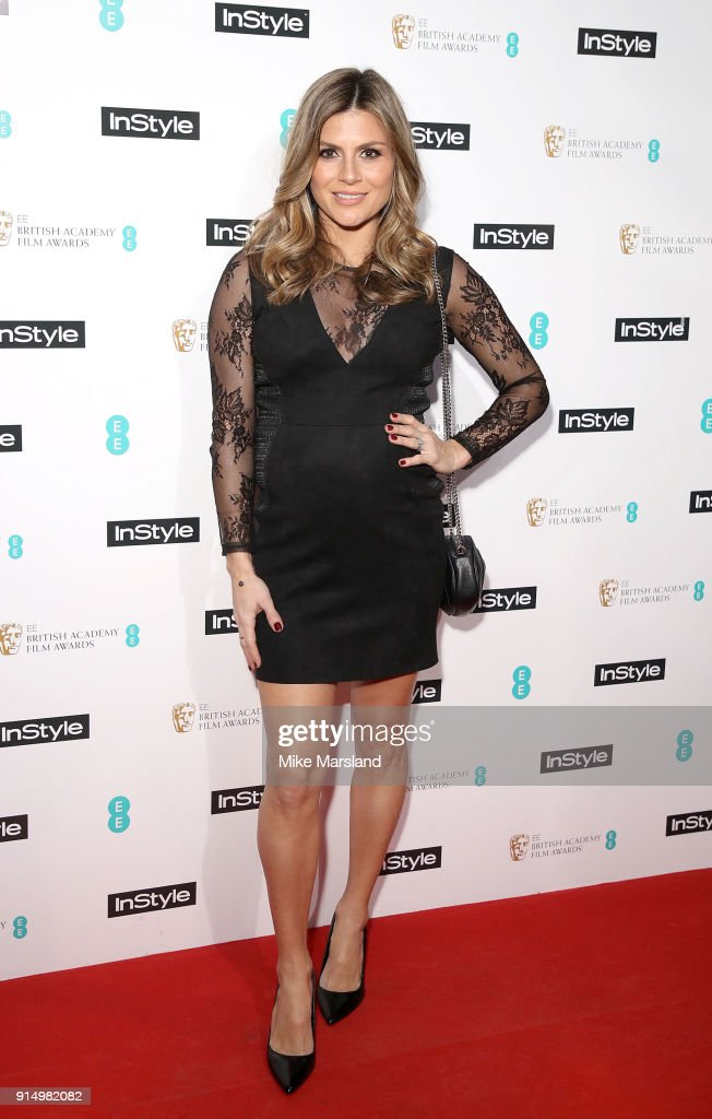 EE InStyle Party - Red Carpet Arrivals