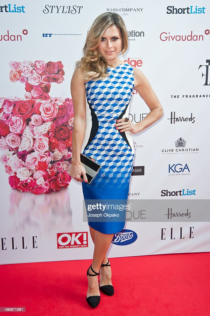 FiFi UK Fragrance Awards - Red Carpet Arrivals