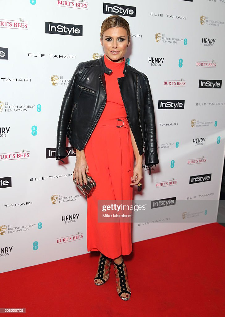 InStyle EE Rising Star Pre-BAFTA Party