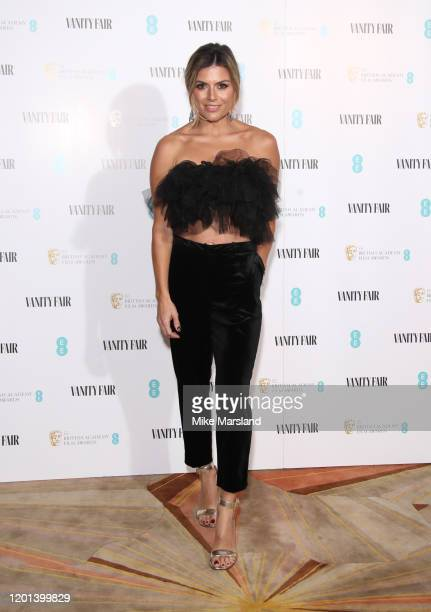 Zoe Hardman attends the Vanity Fair EE Rising Star BAFTAs Pre Party at The Standard on January 22 2020 in London England