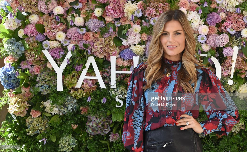 Yahoo Style 'The Influencers Lounge' - LFW September 2017