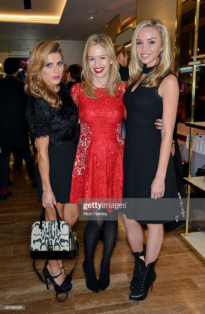 Furla - Flagship Store Re-Opening - Party