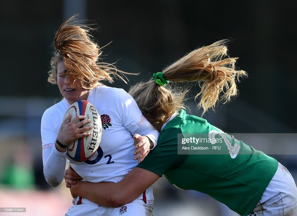 England v Ireland - Women's Six Nations : News Photo