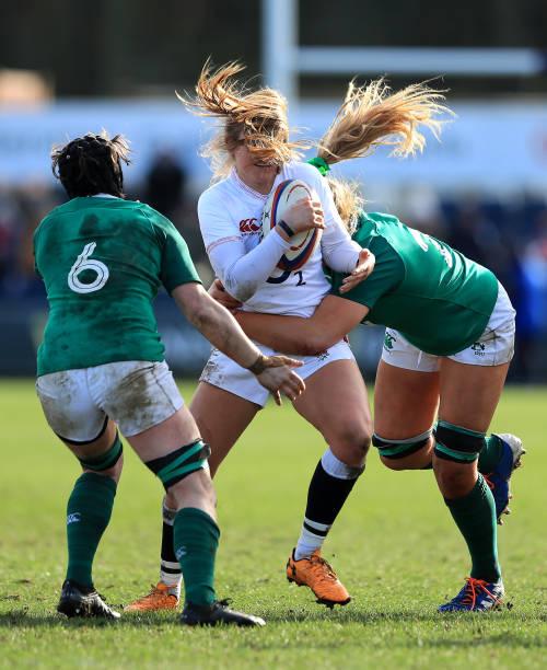 GBR: England v Ireland - Women's Six Nations