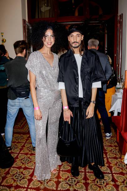 DEU: Fashion Council Firesidechat - Mercedes-Benz Fashion Week Berlin September 2021