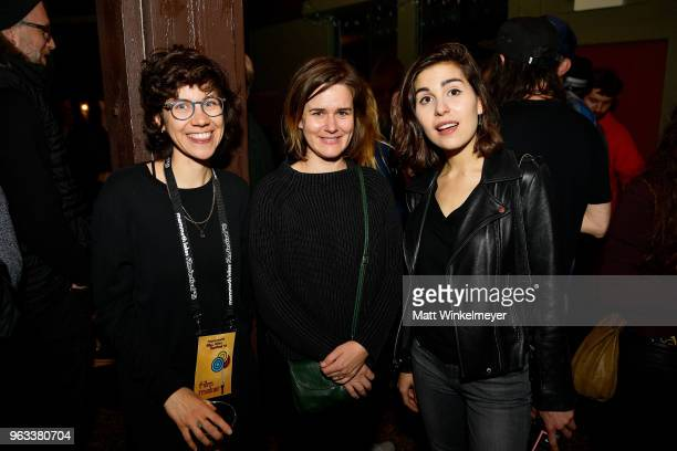 Zoe Jarman attends the 2018 Mammoth Lakes Film Festival on May 26 2018 in Mammoth Lakes California