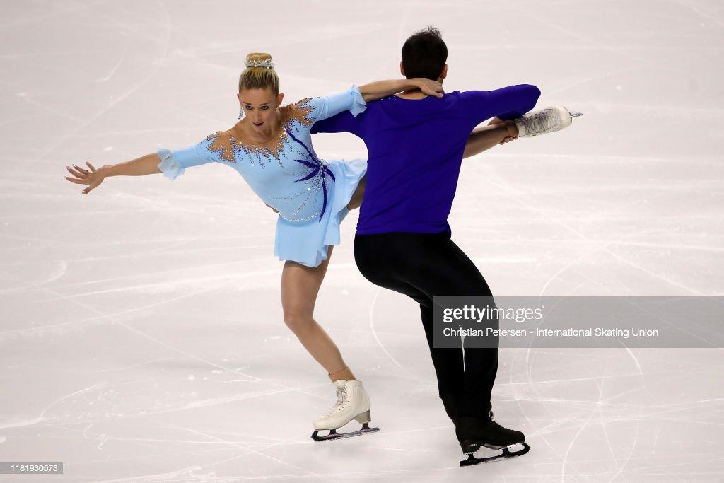 ISU Grand Prix of Figure Skating - Skate America : News Photo