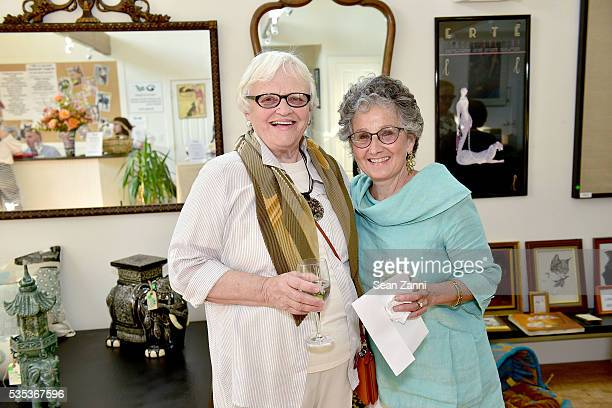 Zoe Kamitses and Michelle Trunzo attend Animal Rescue Fund of the Hamptons 6th Annual Thrift Shop Designer Showhouse at ARF Thrift Treasure Shop on...