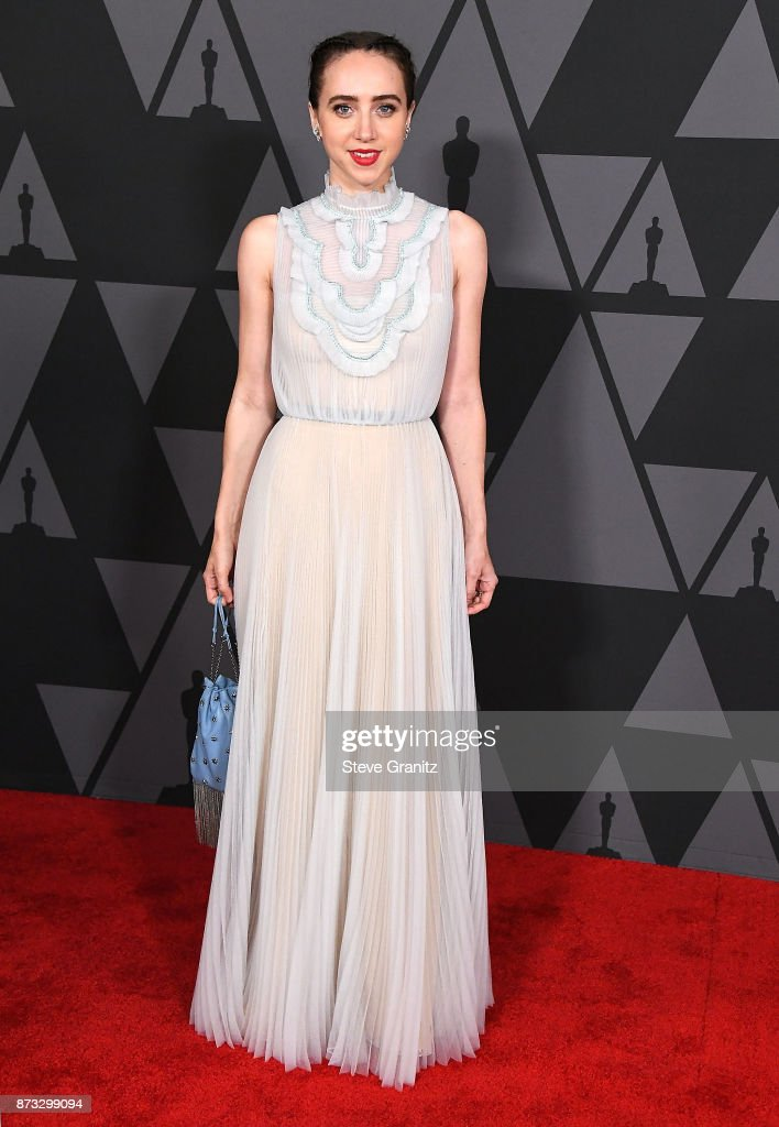 Academy Of Motion Picture Arts And Sciences' 9th Annual Governors Awards - Arrivals : News Photo