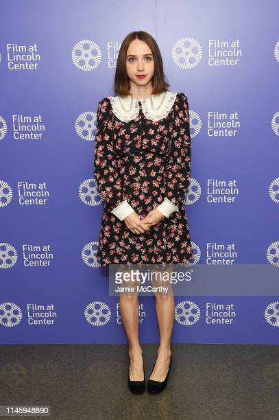 Zoe Kazan attends the Film Society Of Lincoln Center's 50th Anniversary Gala at Lincoln Center on April 29 2019 in New York City