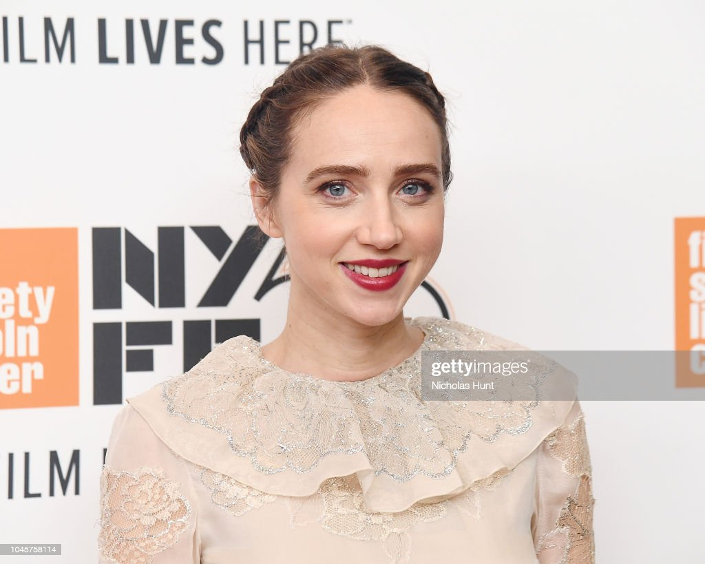 "NY: 56th New York Film Festival - ""The Ballad Of Buster Scruggs"" - Arrivals"