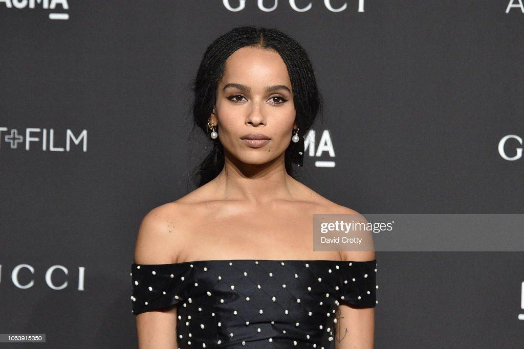 LACMA Art + Film Gala 2018 : News Photo