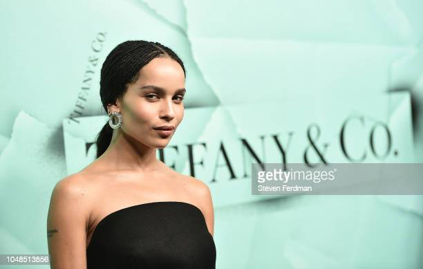 Zoe Kravitz attends the 2018 Tiffany Co Blue Book Gala on October 9 2018 in New York City