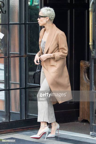 Zoe Kravitz seen on May 15 2017 in New York City