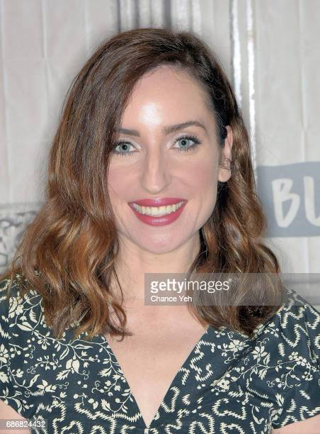 Zoe ListerJones attends Build series to discuss Band Aid at Build Studio on May 22 2017 in New York City