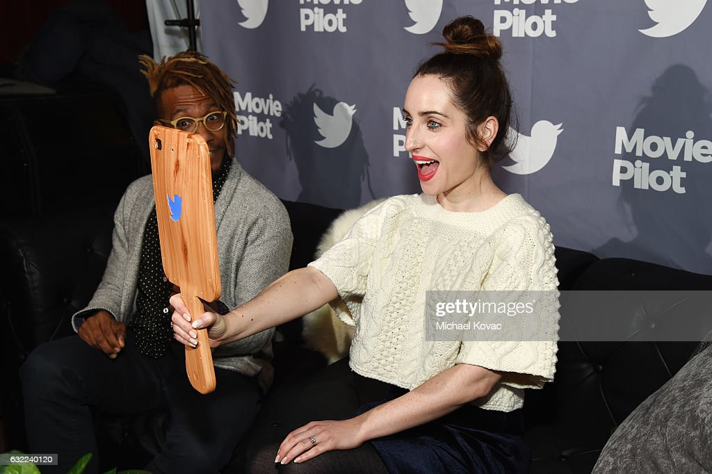 Zoe Lister-Jones attends Park City Live Presents The Hub Featuring The Marie Claire Studio and the 4K ULTRA HD Showcase Brought to You by the Consumer Technology Association on January 20, 2017 in Park City, Utah.