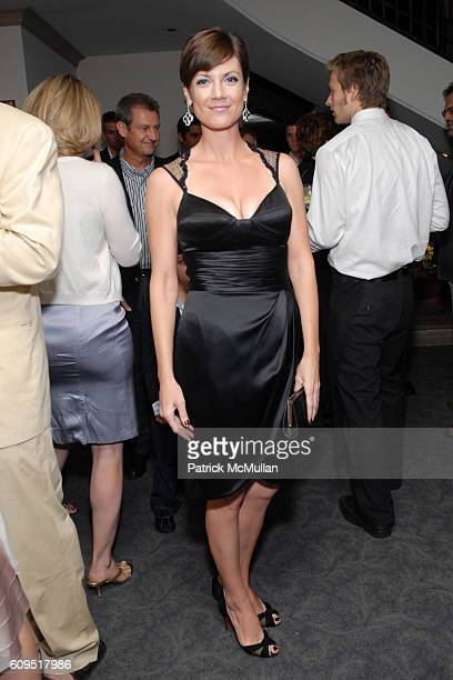 Zoe McLellan attends BVLGARI Presents the Premiere Event For Dirty Sexy Money at Paramount Theatre on September 23 2007 in Los Angeles CA