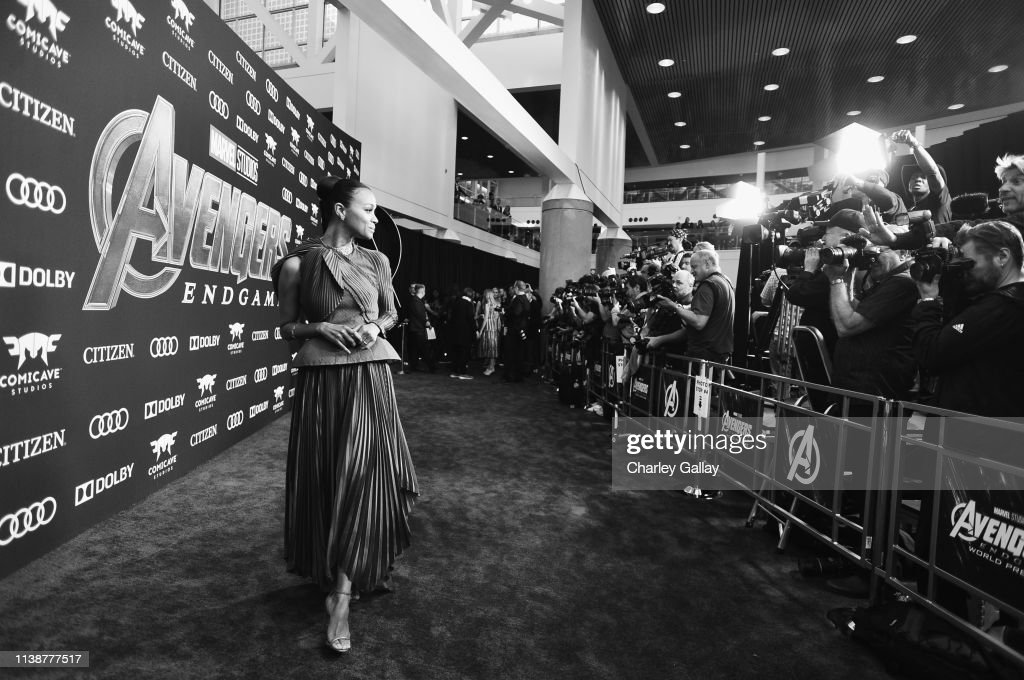 "CA: Best of - ""Marvel Studios' Avengers: Endgame"" World Premiere"