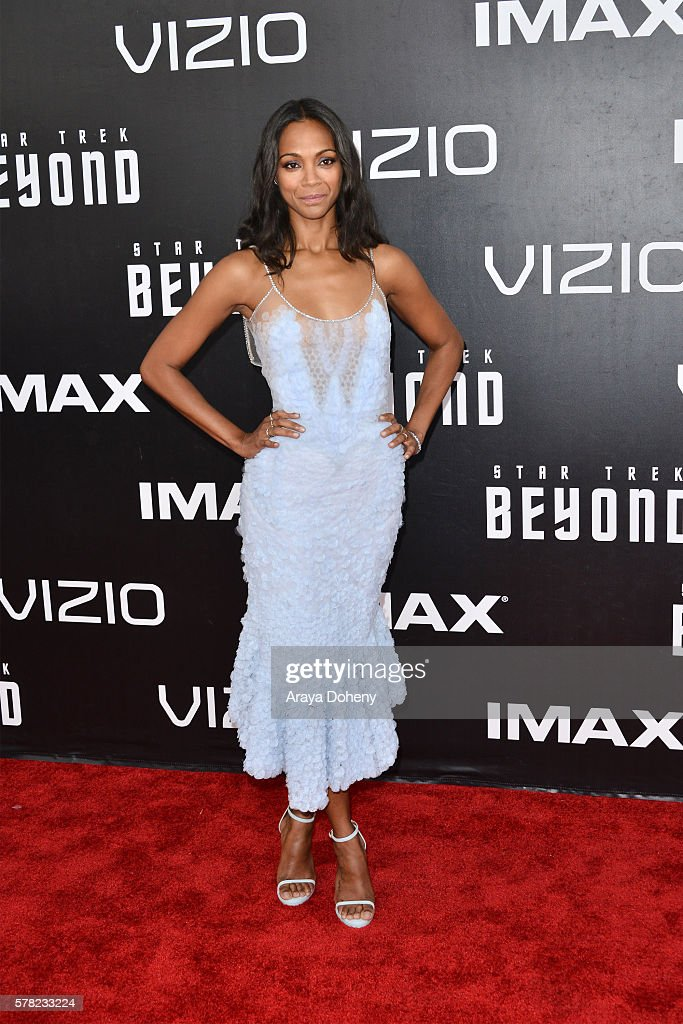 "Premiere Of Paramount Pictures' ""Star Trek Beyond"" - Arrivals"