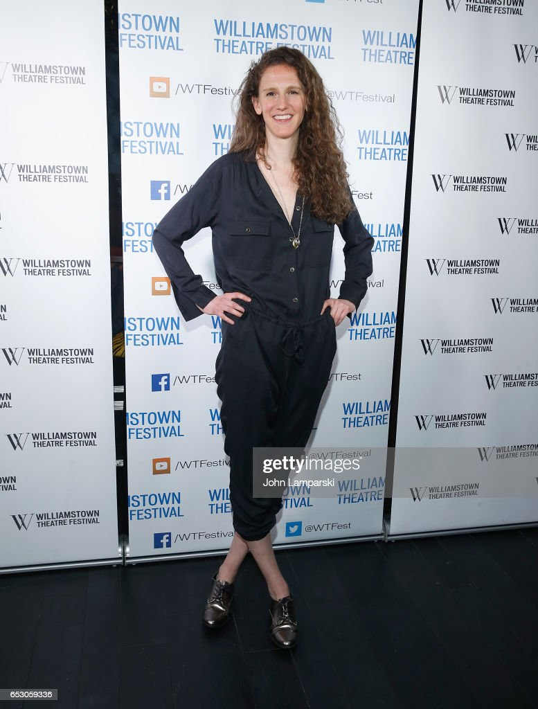 Zoe Sarnak attends 2017 Williamstown Theatre Festival Gala at TAO Downtown on March 13, 2017 in New York City.
