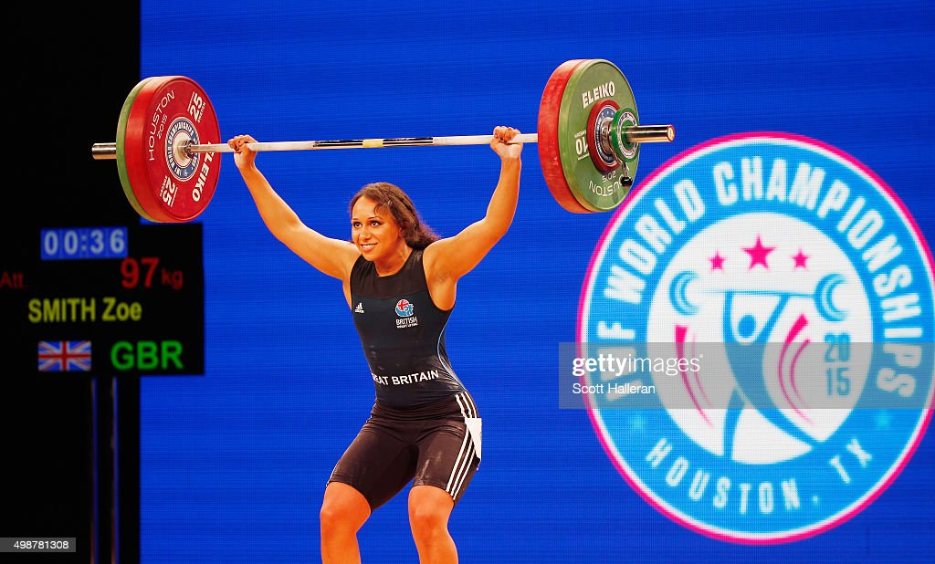 2015 International Weightlifting Federation World Championships