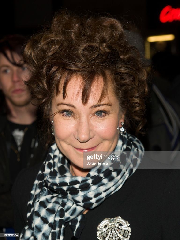 Zoe Wanamaker attends the theatre website Whatsonstage.com's annual awards at Prince Of Wales Theatre on February 20, 2011 in London, England.