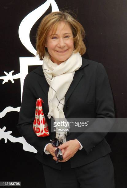 Zoe Wanamaker during Amnesty International's Human Rights Action Centre Opening at Amnesty Human Rights Action Centre in London Great Britain
