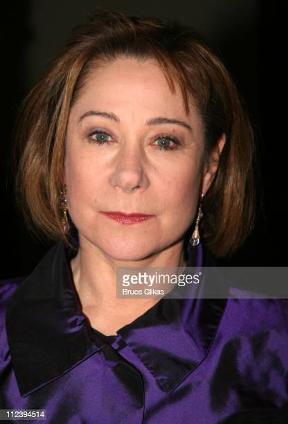 Zoe Wanamaker during 'Awake and Sing' Opening Night After Party at Marriott Marquis Ballroom in New York City New York United States