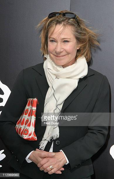 Zoe Wanamaker during Opening of Amnesty International Human Rights Centre at International Human Rights Centre in London Great Britain