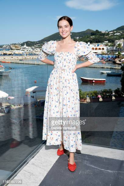 Zoey Deutch attends 2019 Ischia Global Film Music Fest on July 15 2019 in Ischia Italy