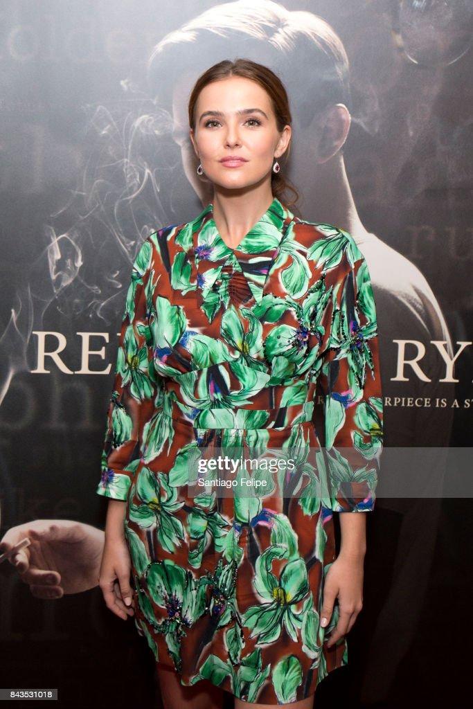 """Rebel In The Rye"" New York Premiere : News Photo"
