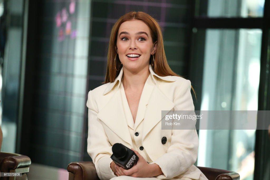 Celebrities Visit Build - June 12, 2018 : News Photo