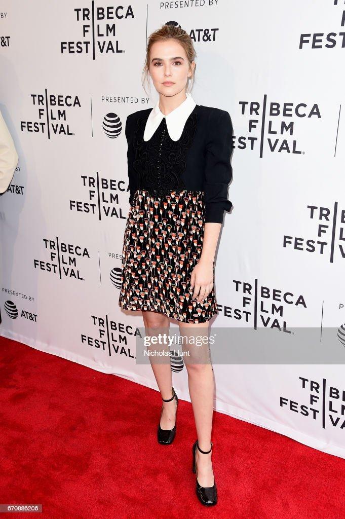 """Flower"" Premiere - 2017 Tribeca Film Festival"