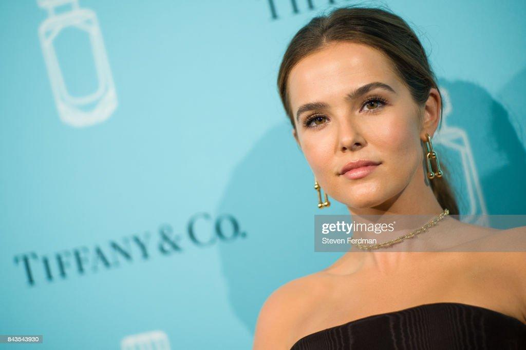 Tiffany & Co. Fragrance Launch : News Photo